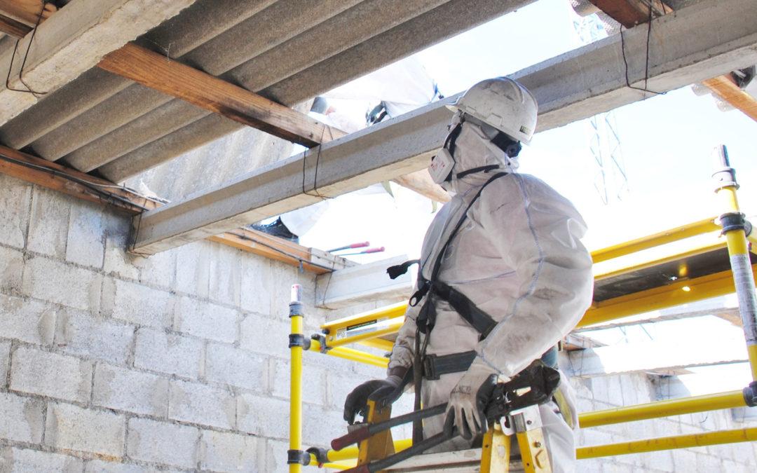 Vía libre a la retirada de amianto