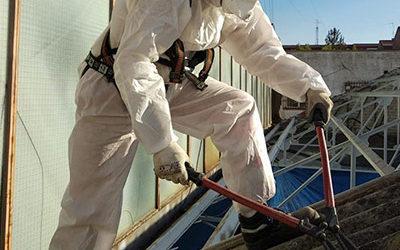 Crean una plataforma para eliminar el amianto