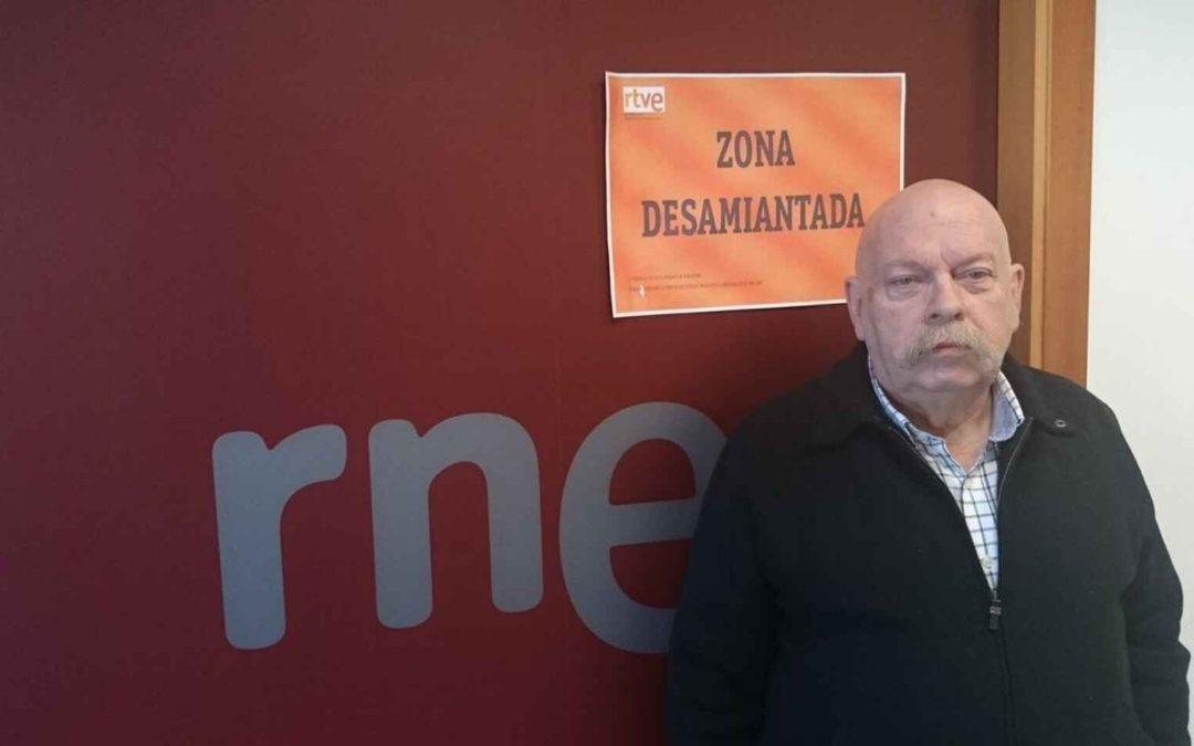 Así fue la muerte de José María Íñigo, víctima del amianto en los estudios de RTVE